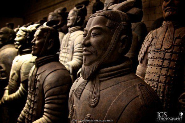 The Many Faces of The Terracotta Army By J. Griffin Stewart