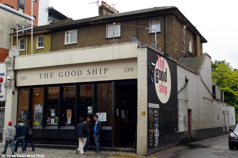 The Good Ship Kilburn London
