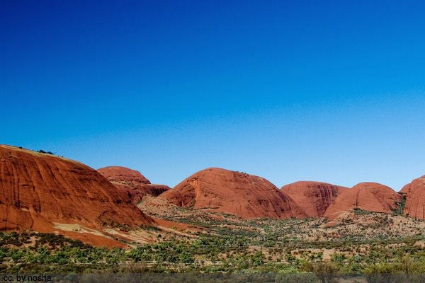 Uluru, Australia - Great landscapes in the red centre