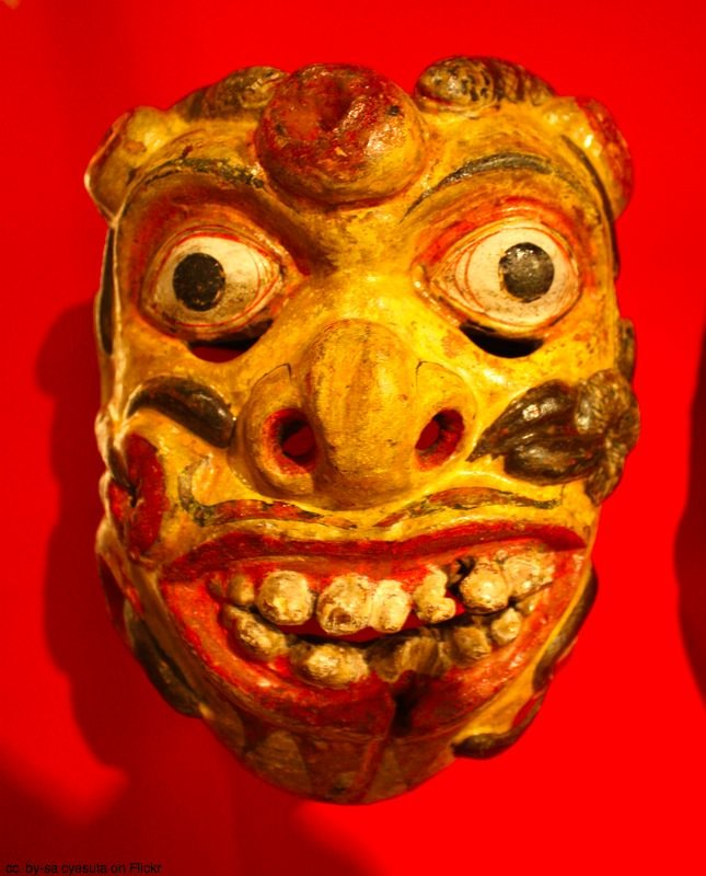 Wellcome collection mask London