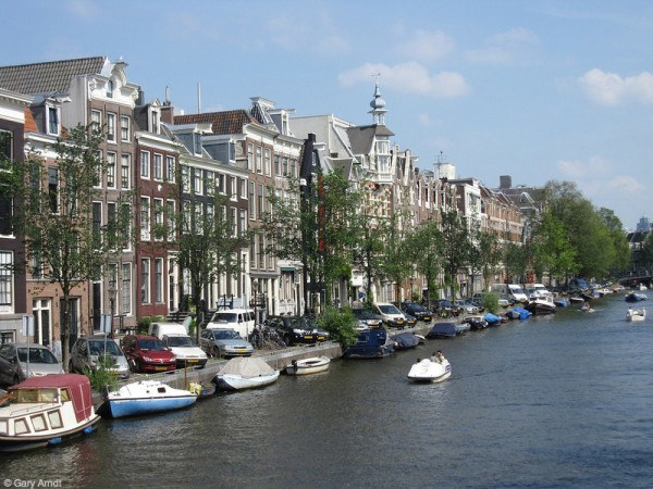 amsterdam canal netherlands holland travel