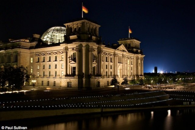 The Reinstag - Berlin Parliament Building