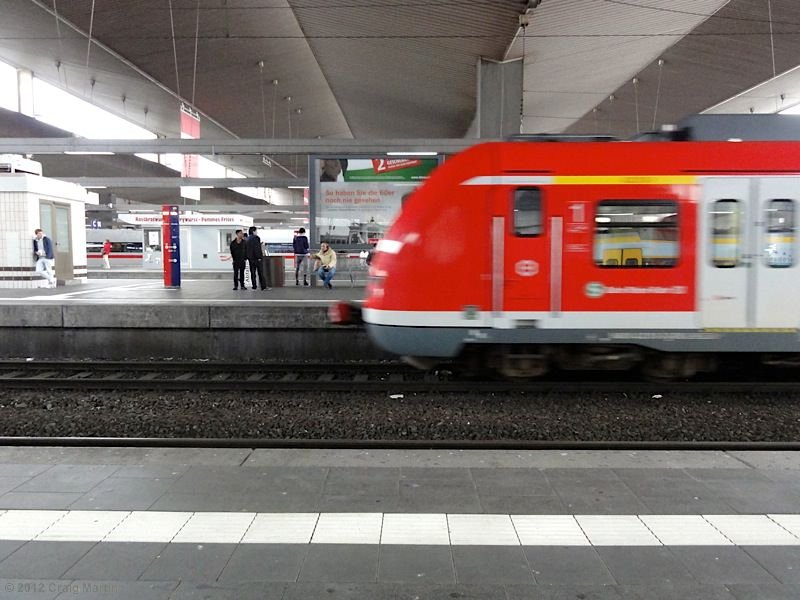 Austria's a great country to get around by train.