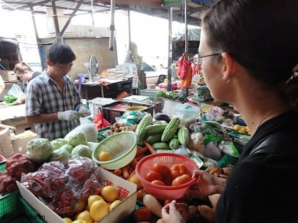 Kepong morning markets