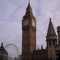 big Ben, London Eye and Westminster Cathedral, London travel