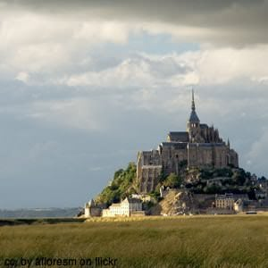france travel information - mont saint michel france