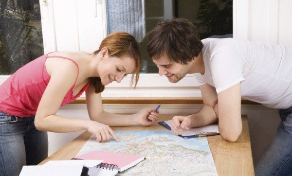 Art of Couples' Travel - Couples trip-planning