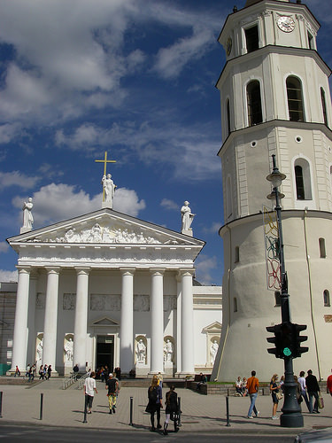 vilnius-lithuania-cathedral